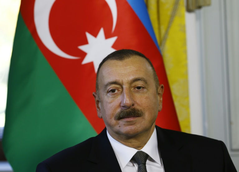 Azerbaijan strongman to cement power in polls boycotted by the opposition