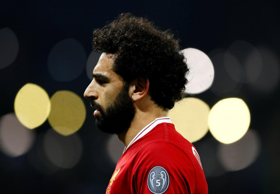 Mohamed Salah among 20 fastest Premier League players