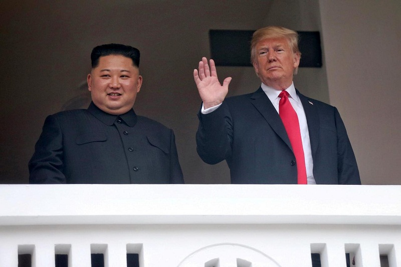North Korea state media says Trump agreed to lift sanctions against North