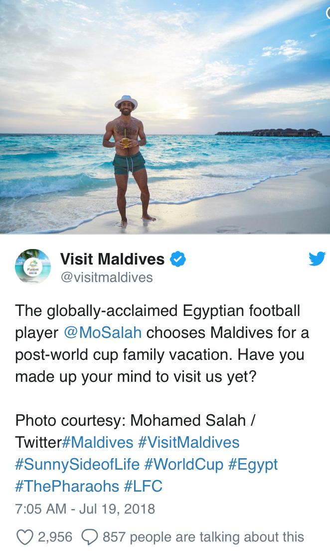 Tujo Temple On Tatoonie Beta Roblox Photos Maldivian Authorities Use Mo Salah S Visit To Promote Tourism Greeen