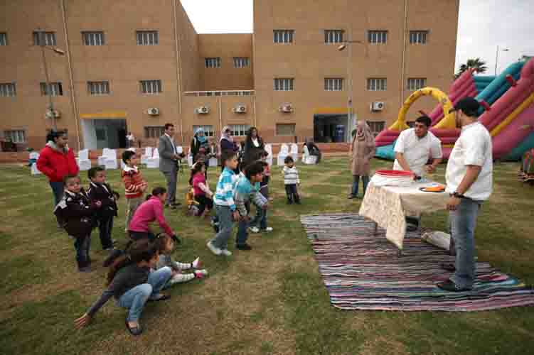 Special needs school gives hope to disabled Egyptians ...