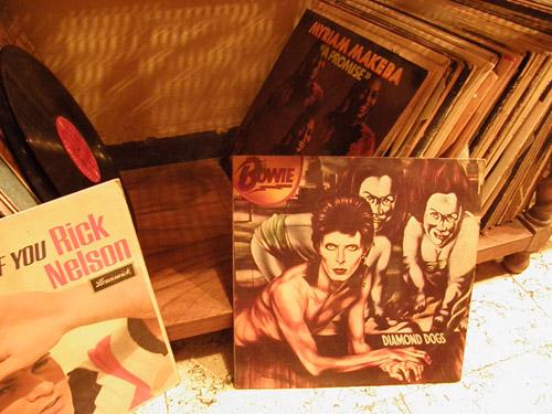 David Bowie records