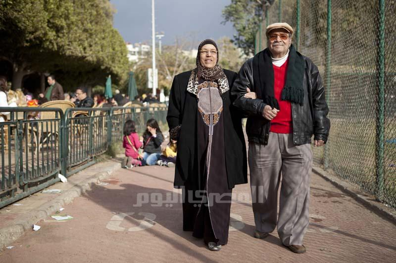 Gezira Club: Couple