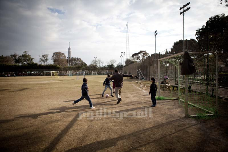 Gezira Club: Sports