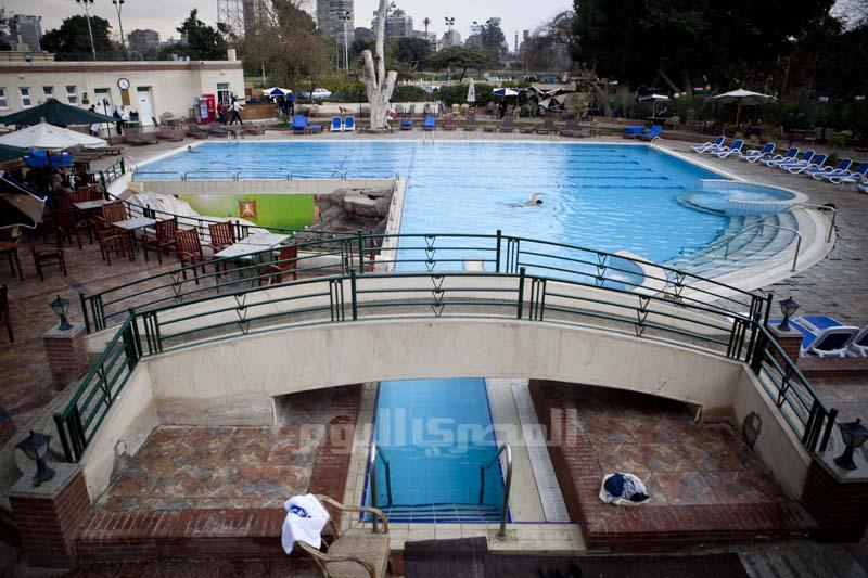 Gezira Club: Lido