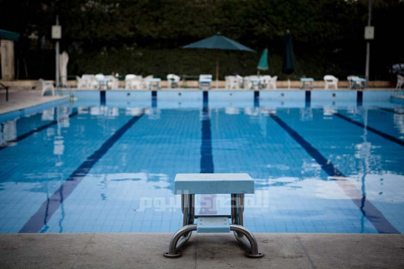 Gezira Club: Pool