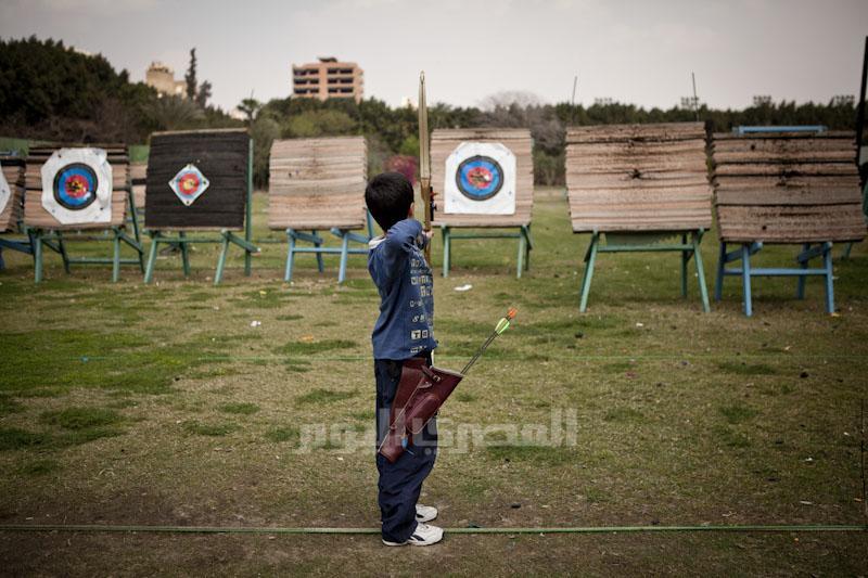 Shooting Club: Archery