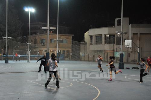 Heliopolis Club: Basketball