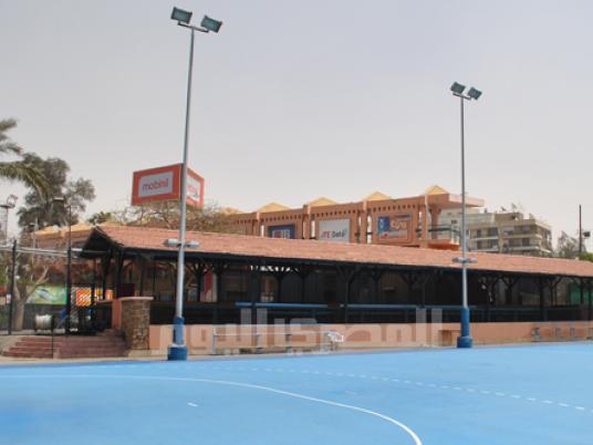 Heliopolis Club: Gable