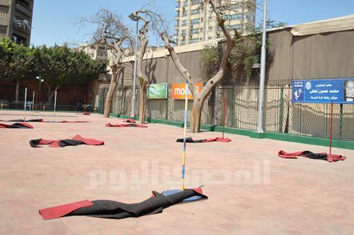 Heliopolis Club: Speedball