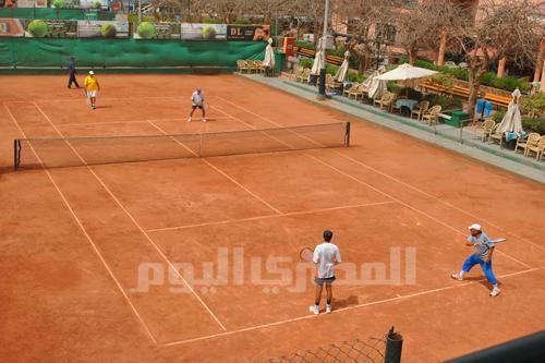 Heliopolis Club: Tennis