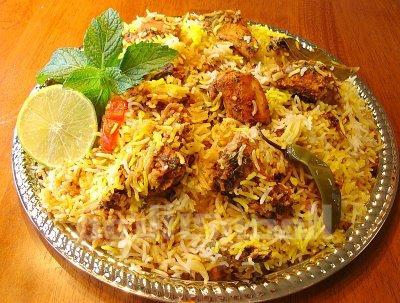 A delicious chicken biryani recipe egypt independent forumfinder Images