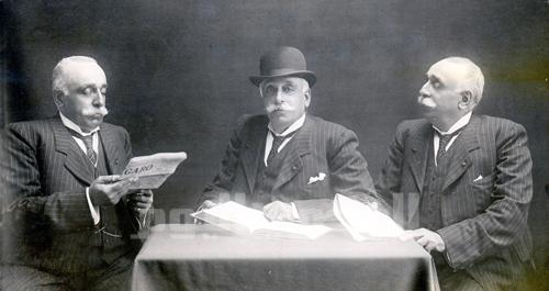 Boghos Nubar, the diplomat, the philanthropist and the businessman