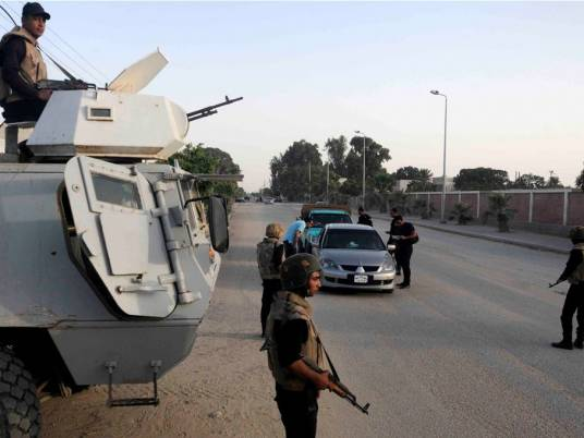 Egyptian Police Killed in Sinai Ambush
