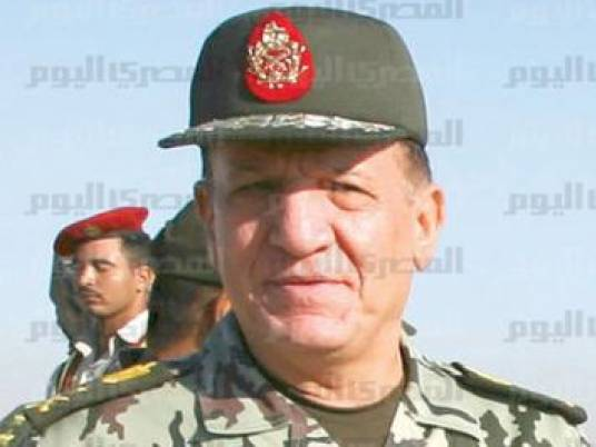 Egypt's Former Chief of Staff Arrested Over Presidential Bid
