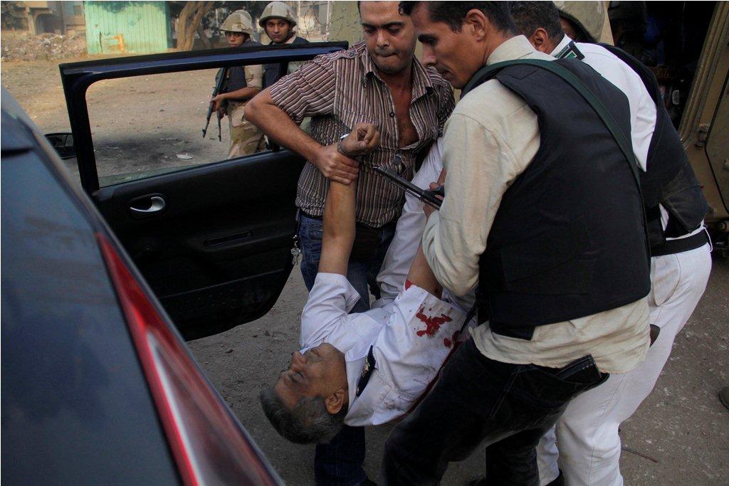Egypt sentences 20 to death for 'violence'