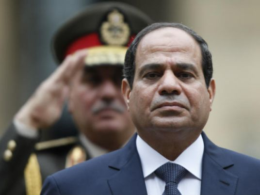 Macron, Sisi voice support for political settlement in Syria