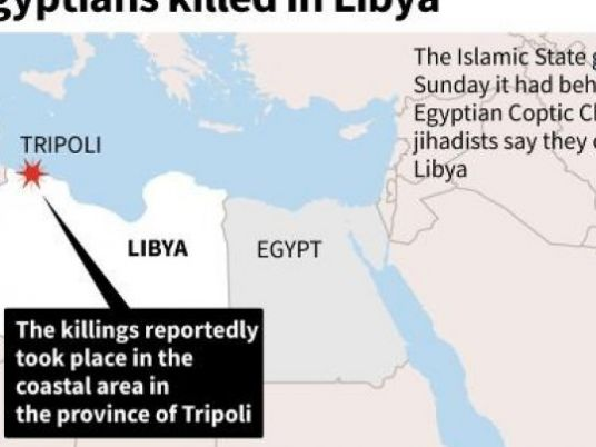 Intervention against is in libya fraught with risks egypt independent intervention against is in libya fraught with risks gumiabroncs Image collections