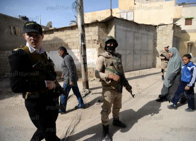 Interior Ministry says it killed 7 terrorists in Assiut desert raid