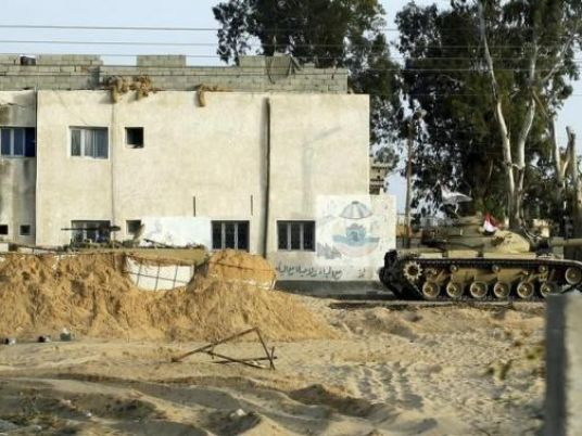 Police forces foil deadly attack in Al-Arish