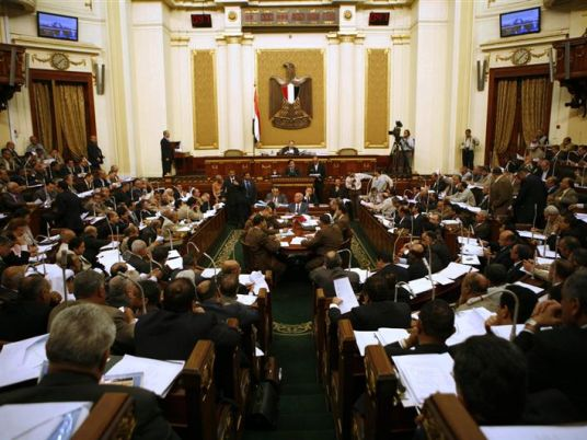 Egyptian parliamentary committee backs Red Sea islands transfer