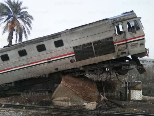 Egypt detains train driver 15 days over crash