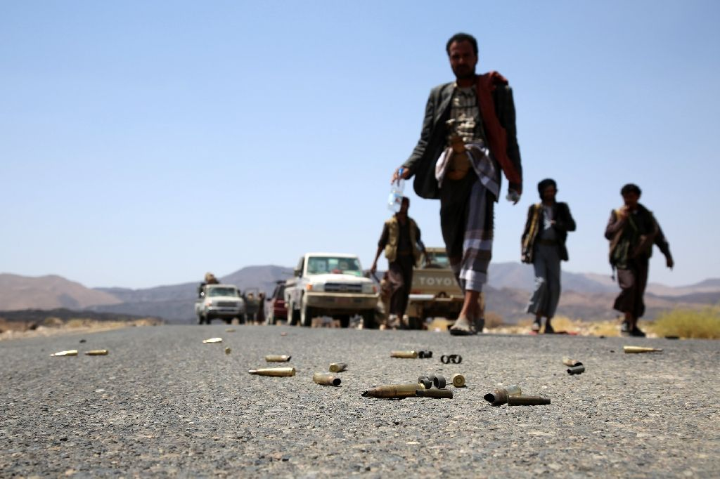Yemeni civilians killed in Saudi-led bombing