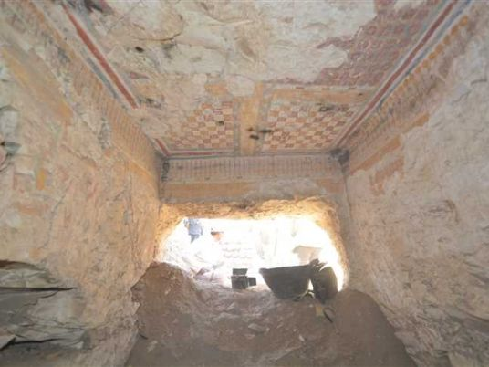 Great discovery in Egypt of 3500 years old tombs!