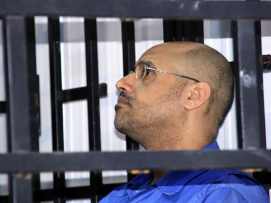 Gadhafi's son released after more than 5 years of detention