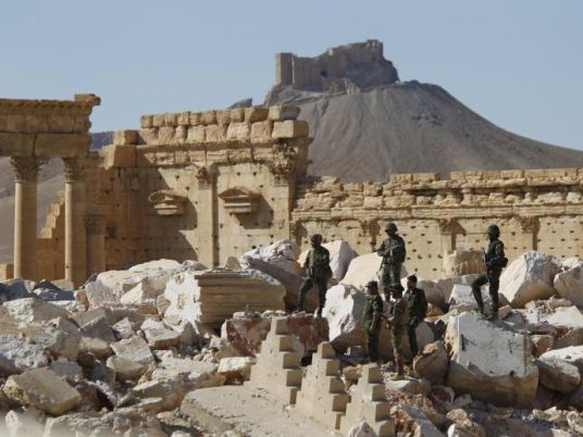 Iraq paramilitaries move on key town near Syrian border
