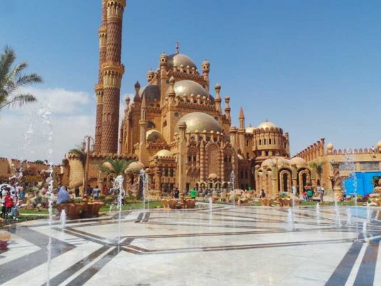 sahaba mosque in sharm el sheikh egypt independent. Black Bedroom Furniture Sets. Home Design Ideas
