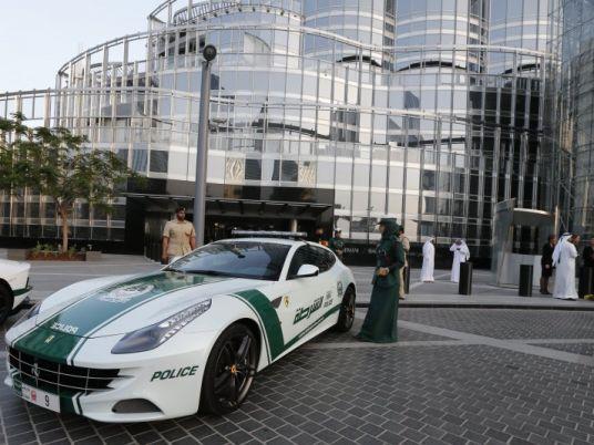 Dubai Cops Fleet Of Hypercars Now Includes Fastest Egypt
