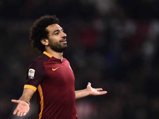 Mohamed Salah nominated again for Europe Champions League best player
