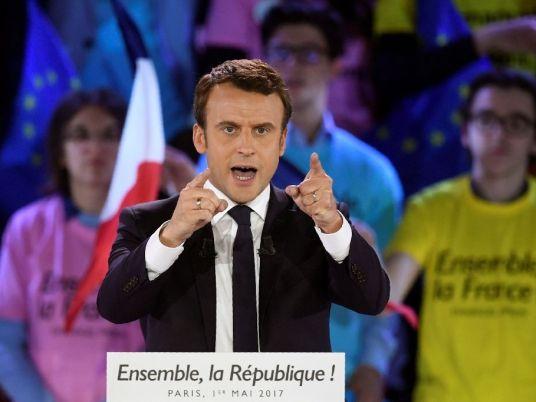 Silvio Berlusconi takes a dig at Emmanuel Macron